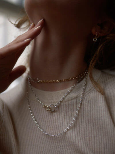 CATCH-NECKLACE-GOLD&SILVER-5